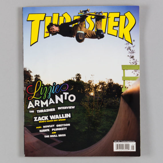 Thrasher Magazine May 2017 Issue 442