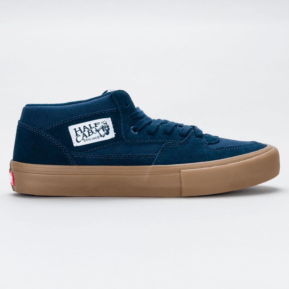 Vans Half Cab Pro Skate Shoes Blue