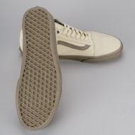 Vans Footwear C&D Old Skool Shoes Cream Walnut