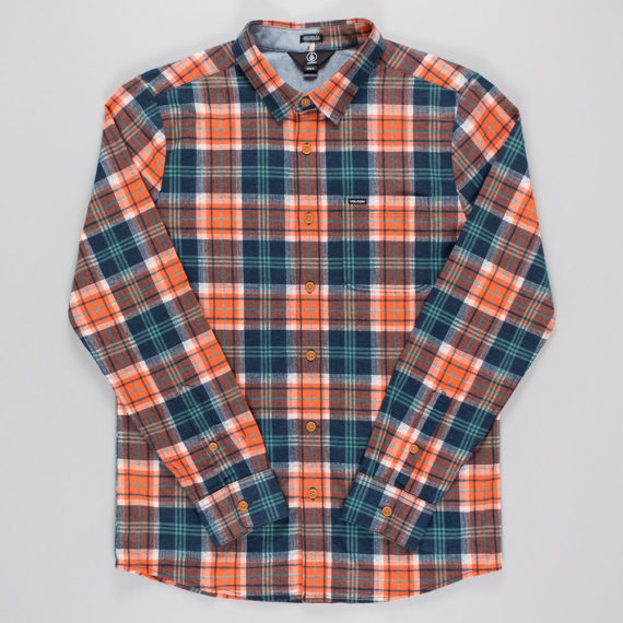 Volcom Hayden Flannel Shirt