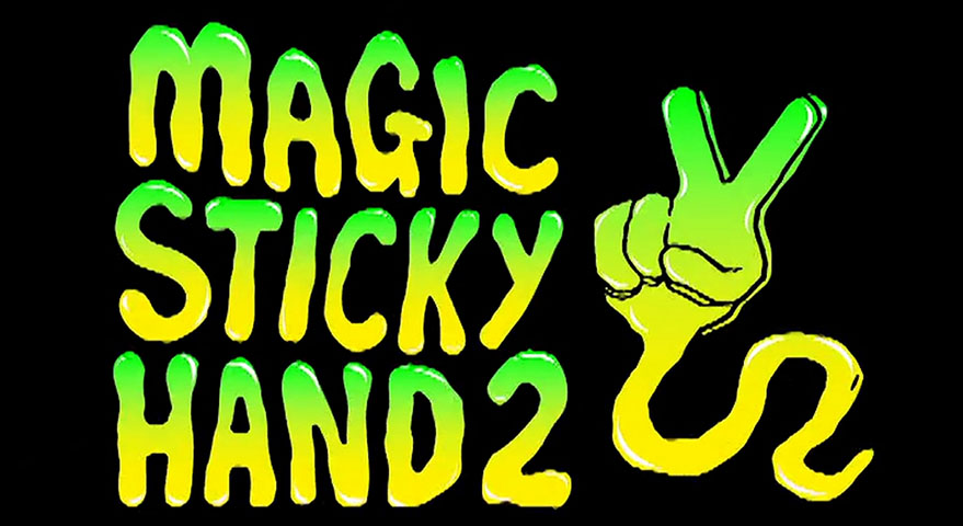 magic sticky hand 2 review - Skate Pharm blog