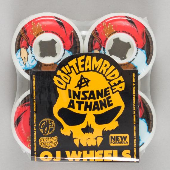 OJ Wheels Jessee Ghost Animal Wheels 58mm