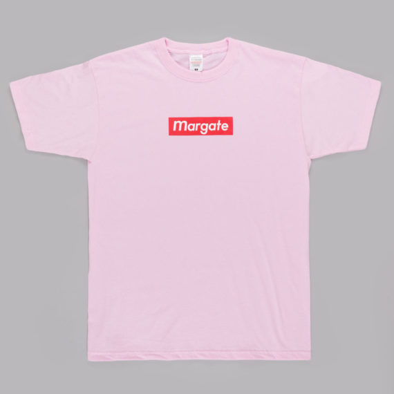 Unofficial Margate Mogo T-Shirt Pink