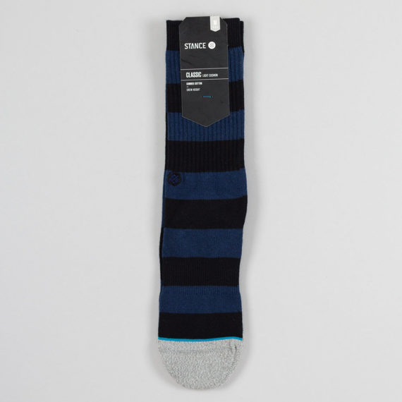 Stance Uncommon Solids Cadet Socks Blue