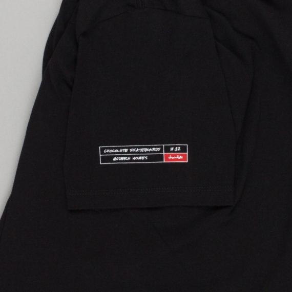 Chocolate Modern homes T-Shirt Black
