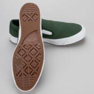 Converse Aaron Herrington Deckstar SP Slip-On Shoes Shadow Fir White