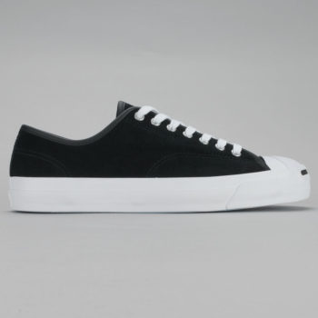 Converse x Polar Jack Purcell Pro Suede Black White