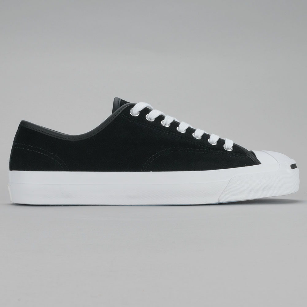 Home   Shop   Footwear   Skate Shoes   Low Tops   Converse x Polar Jack  Purcell Pro Suede Black White 6a94da88b