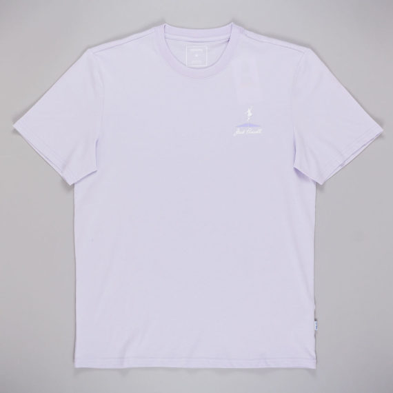 Converse x Polar T-Shirt Barley Fuchsia