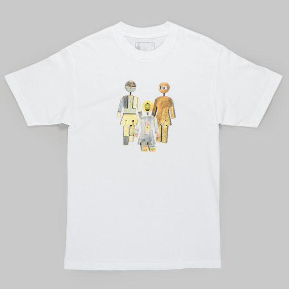 Girl Skateboards Champion OG T-Shirt White