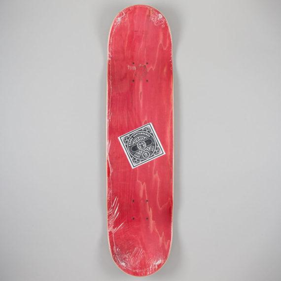 Karma Skateboards Logo Deck 8.0″ Black