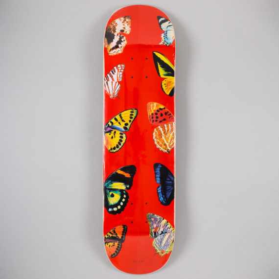 Quasi Skateboards Butterfly Two Deck 8.25""