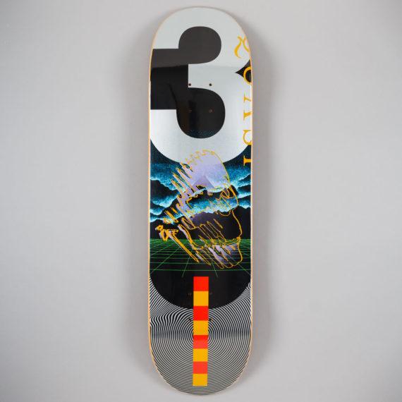 "Quasi Skateboards Memory One Deck 8.25"""