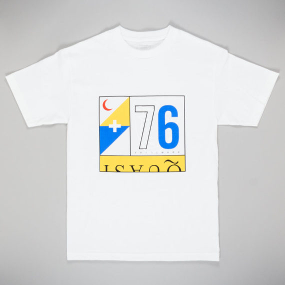 Quasi Skateboards Runner T-Shirt White