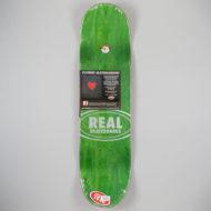 Real Skateboards 50-50 Oval Deck 8.25″ Pink