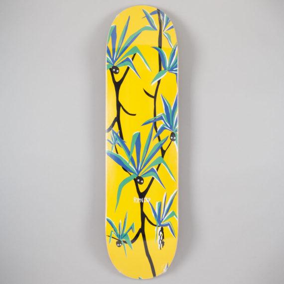 """Rip N Dip Coconuts Deck 8.25"""" Yellow"""