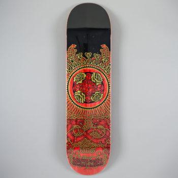"Santa Cruz Eric Dressen Roses Deck 8.125"""
