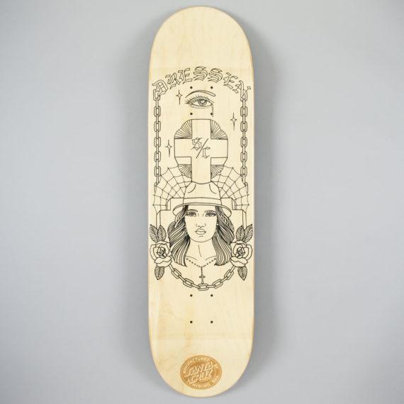 Santa Cruz Eric Dressen Trucha Deck 8.5″