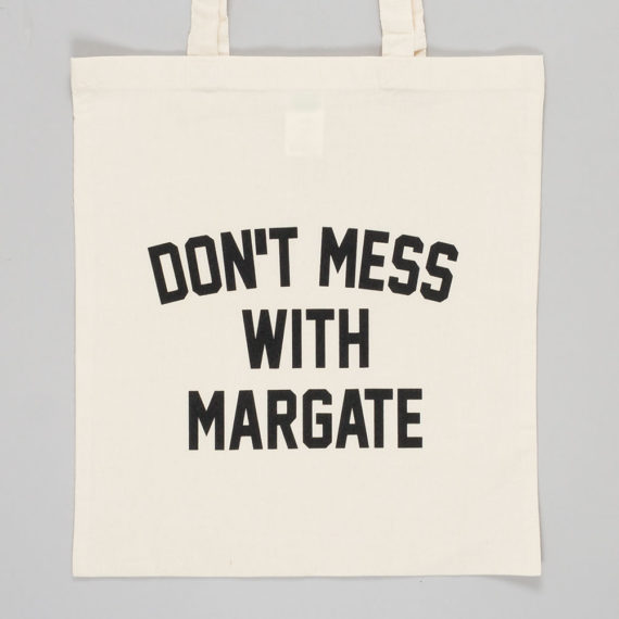 Unofficial Margate Don't Mess With Margate Tote Bag