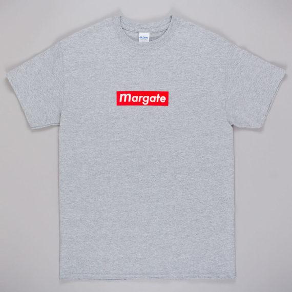 Unofficial Margate Mogo T-Shirt Grey