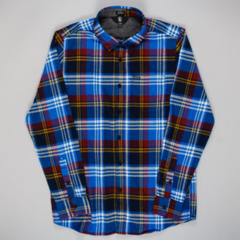 Volcom Caden Flannel Long Sleeve Shirt