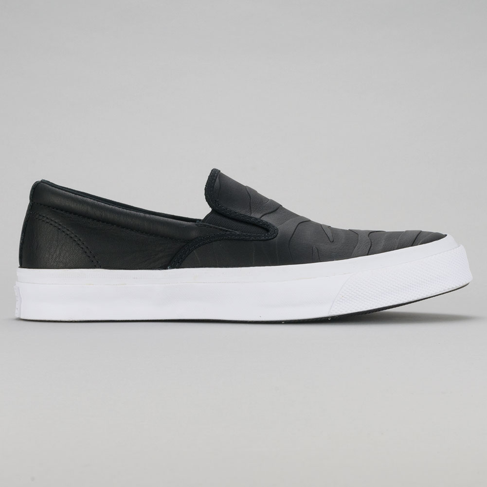 a87554f041733f Converse Jason Jessee Deckstar SP Slip-On Shoes Black