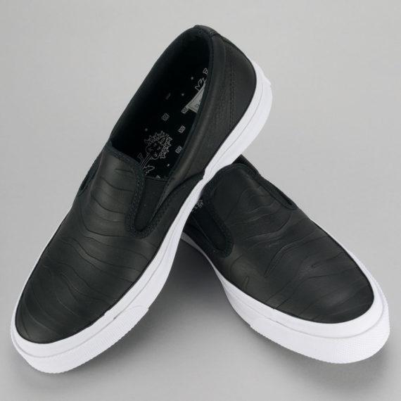 Converse Jason Jessee Deckstar SP Slip-On Shoes Black
