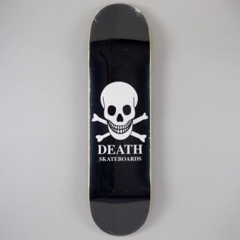 Death Skateboards Skull Logo