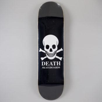 Death Skateboards Skull Logo