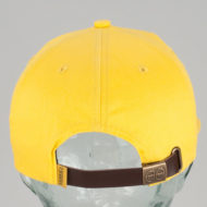 Krooked Skateboards Kat Snapback Yellow