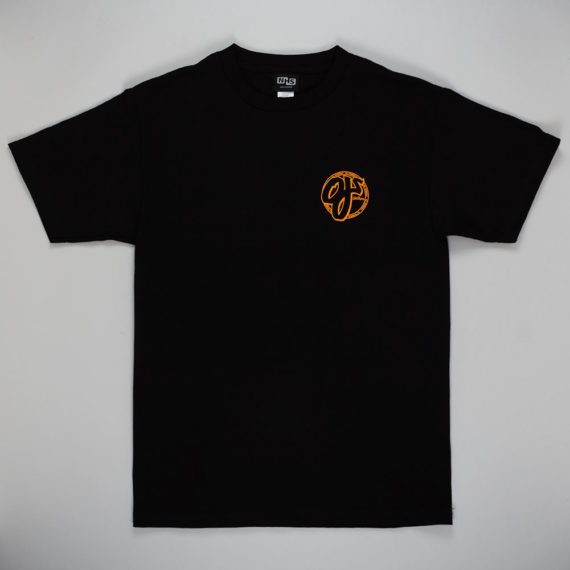 OJ Fu Jason Jessee T-Shirt Black