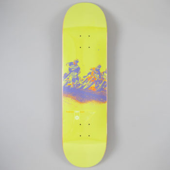 Quasi Skateboards Muka Two Deck 8.375""