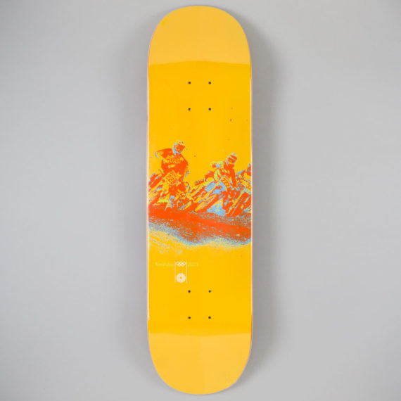 Quasi Skateboards Muka Three Deck 8.5""
