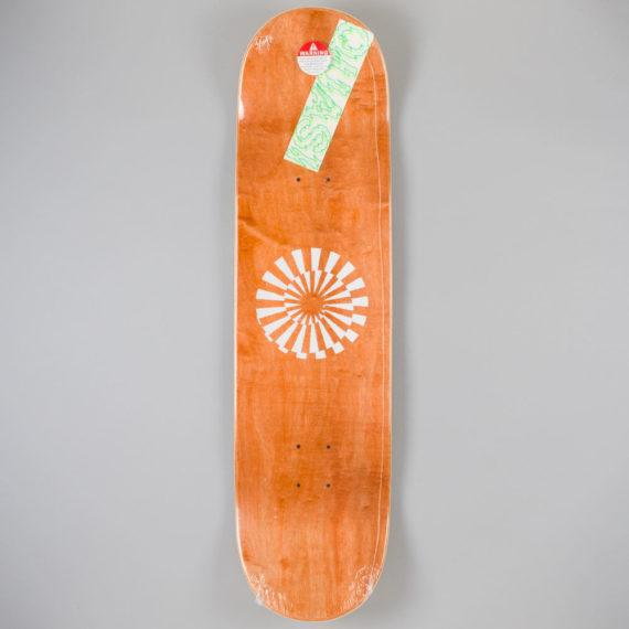 Quasi Skateboards Muka Three Deck 8.5″