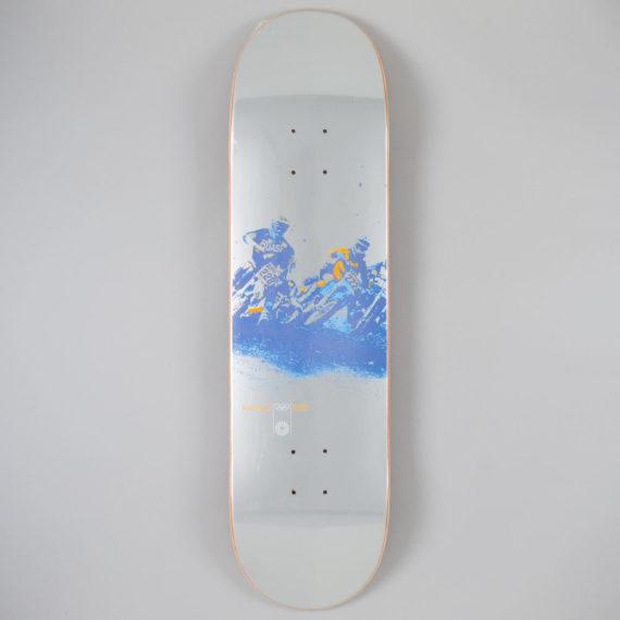 "Quasi Skateboards Muka One Deck 8.25"""