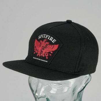 Spitfire Wheels Death Before Dishonour Hat Black