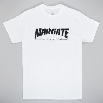 Unofficial Margate Masher T-Shirt White