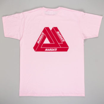 Unofficial Margate Tri Margs T-Shirt Pink