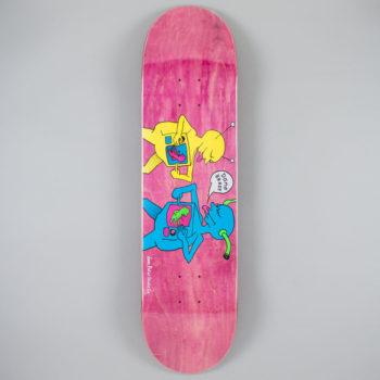 """Polar Skateboards Dane Brady TV Kid Deck 8.125"""""""