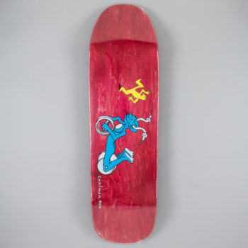 Polar Skateboards Ron Chatman 1991 Guest Pro Deck 9.5""
