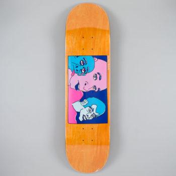 """Polar Skateboards Ron Chatman 3 Faces Deck 8.25"""""""