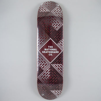 National Skateboard Co Classic Deck 8.25""