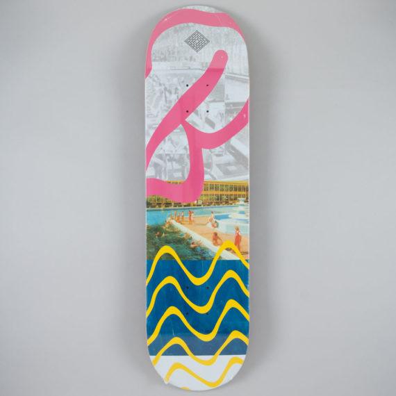 """National Skateboard Co Butlins Swim Deck 8.5"""""""