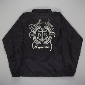 Dark Seas Clothing Search And Rescue Coach Jacket