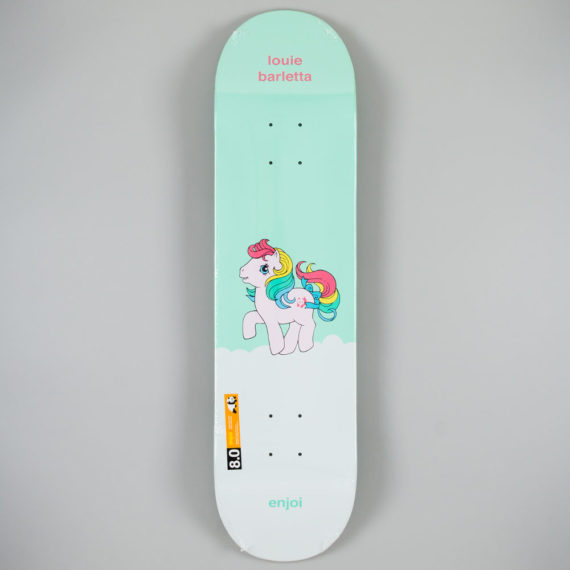 Enjoi Louie Barletta Little Pony Pro Deck 8.0""