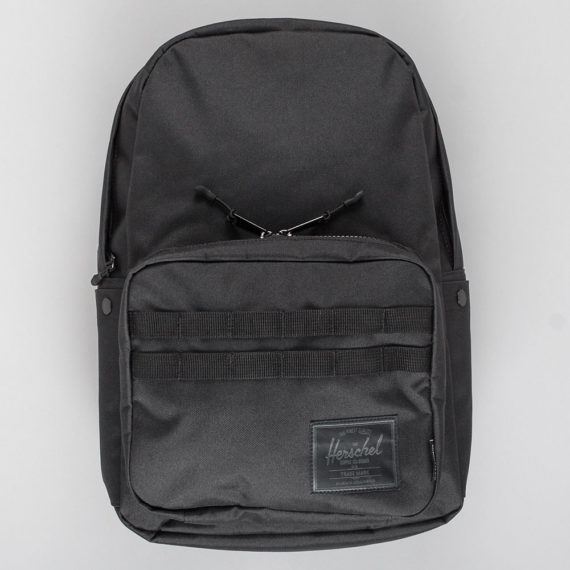 Herschel x Independent Pop Quiz Pack Backpack Black