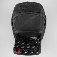 Herschel x Independent Pop Quiz Pack Backpack Black