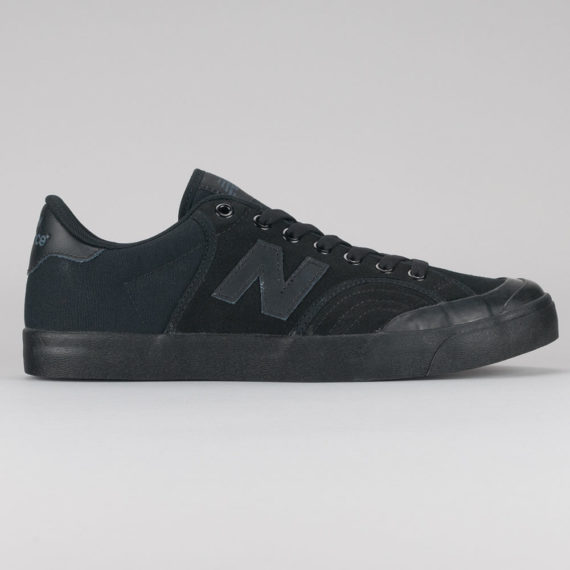 New Balance Numeric 212 Shoes Black Black