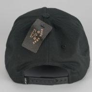 Dark Seas Clothing Tridents Snapback Hat Black