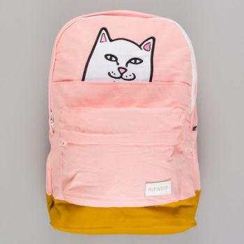 Rip N Dip Lord Nermal Backpack Pink